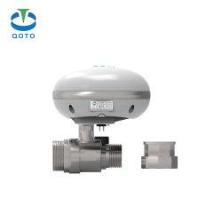 Intelligenter elektrischer IP67 Schieberventil-Bewässerung-Timer