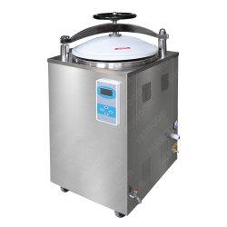 35L 50L 75L 100L 自動垂直圧力蒸気オートクレーブ滅菌装置