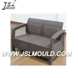Kundenspezifische Einspritzung-Plastikrattan-Sofa-Stuhl-Form