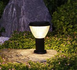 Различные стили LED солнечной лужайке лампы в Саду лампа