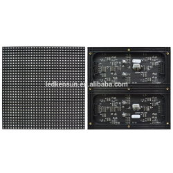 P6 RGB для использования внутри помещений полноцветный светодиодный модуль дисплея
