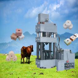 Bester Preis-automatisches hydraulische Presse-Mineralsalz-Tierfutter