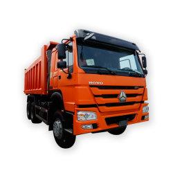 China Original HOWO 6X4 10 Wheels 371HP Tipper/Dump Truck voor Mine