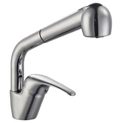 중국 공장 새로운 디자인 금관 악기 부엌 믹서 Pull&out 목욕탕 꼭지 Ty-B011A