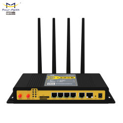 2,4 Ghz de doble banda 5,8 Ghz y 5g WiFi router Industrial