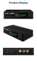 Nouveau design Huifeng Time Shifting H 264 1080P l'antenne TV