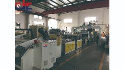 Máquina de extrusão de plástico para PS/quadris/BOPS/PVC/Folha de Pet para embalagens de alimentos