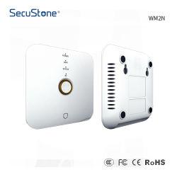 23 лет профессии на заводе беспроводной связи стандарта GSM для защиты от краж WiFi PIR дверной датчик охранной сигнализации УМНЫЙ ДОМ - системы безопасности с помощью функции Центра мониторинга Saas
