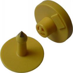 Material de TPU RFID cerdo/animal/Animal Cabra marca auricular