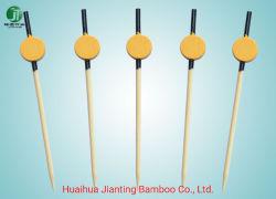 Spiedo/bastone/selezionamento di bambù della frutta cocktail caldo di vendita del piccolo
