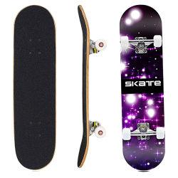 3108 31인치 장난감 바퀴 스케이트 메이플 스트리트 어린이 스케이트 보드