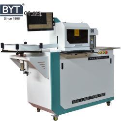 [بت] [كنك] تلقائة 3D إشارات قناة حرف [تثنين] آلة ل إعلان LED إعلان لوحة إعلان الألومنيوم لوحة الملف مع CE SGS شهادة Bwz-B1