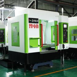 Vmc640 usinage de précision de perçage et taraudage à grande vitesse CNC pour matériel métallique, produits 3c, moule, pièces automobiles, dispositif de télécommunication, Acier, traitement des alliages (T6)