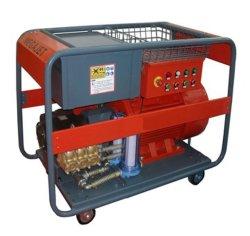 Pulitore ad alta pressione dell'acqua fredda di potere 600bar/60MPa della benzina, pulitore dell'imbarcazione