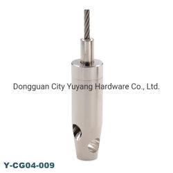 Sistema de suspensión de cable Pinzas de gancho para HVAC