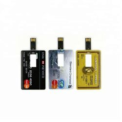 선물 USB 신용 카드 명함 USB 플래시 드라이브 USB2.0 펜드라이브 메모리 스틱 4GB 8GB 16GB 32GB
