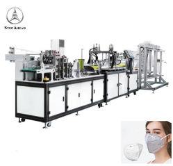 Anti-virus Máscara de cara de partículas formando máquina Máscara de cara