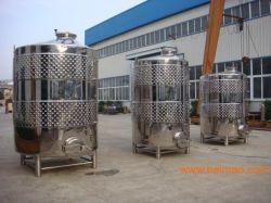 Fermentatori dell'acciaio inossidabile/fermentatore rivestito chimico del reattore dei reattori 5000liter