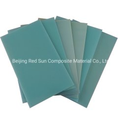 Strato laminato a resina epossidica di vetro di fibra dell'isolamento per elettrico (G10 Fr4)