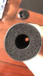 Торговая марка Toplon черный цвет УФ Jacketing резиновой изоляции