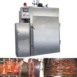500kg Per Volta Electric Smoking Forno Carne Smokehouse Salsiccia / Seafood Smokehouse