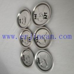 アルミニウム製プルリングキャップ、コーヒージュースビール飲料用