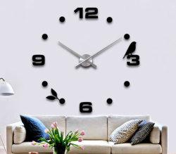 2017 Hot vender novos produtos de decoração DIY grandes mãos de relógio de parede