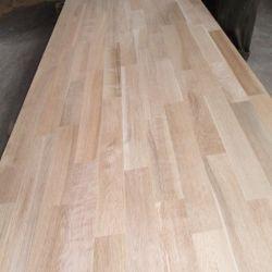 Bois de chêne Benchtops pour meubles