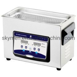 Nouveau design Jp-030s 4,5 40kHz trois différentes de la fonction de la machine de nettoyage par ultrasons pour le vinyle enregistrer ce