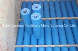 De zelf het Richten zich Rol van de Kegel van de Wrijving HDPE/UHMWPE/Nylon/Plastic Spitse Nuttelozere voor Transportband van de Riem 35
