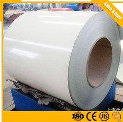 1,4Mm RAL9003 Nippon Prepainted pintadas de Aço Galvanizado Coil