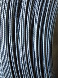 工場直売の螺線形は低価格のパソコンワイヤーを肋骨で補強する