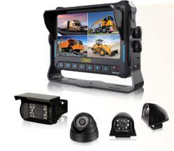 7 de Digitale VideoMonitor van de duim met DVR voor de Bussen van Voertuigen