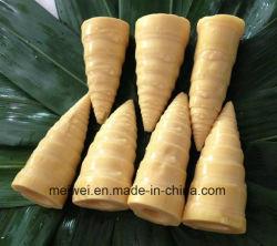 Verdure scatolate germogli di bambù intero