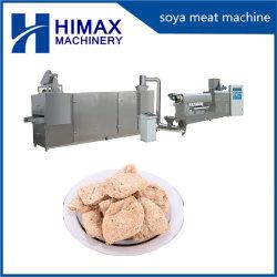 Proteína de Soja Textrue Industrial automática fazendo a linha de processamento