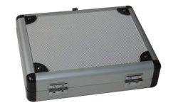 Caja de aluminio caja de almacenamiento para el equipo / cámara / herramientas