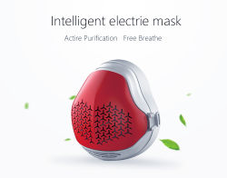 Chiristmas cadeau masque électrique produit purificateur d'air