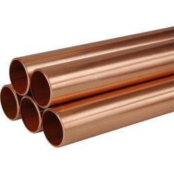 C11000 трубки из медного сплава/трубу с помощью мягкой невезение в медных поставщиков