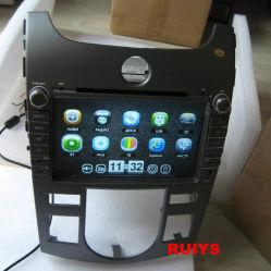 8 дюйма в приборной панели Car DVD аудиосистемы с блоком навигации GPS стерео для 2008-2012 АВТОМАТИЧЕСКИЙ КОНДИЦИОНЕР KIA Forte Koup Cerato