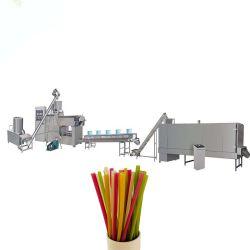 Het biologisch afbreekbare Eetbare Stro van de Bloem van de Rijst Eco voor het Drinken van Machine