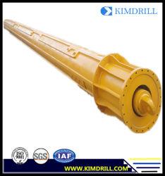 Pezzi di ricambio per la barra telescopica rotativa del Kelly dell'impianto di perforazione di trivello per il mucchio alesato