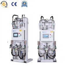 Sistema gerador de oxigênio para o enchimento dos cilindros