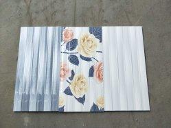 30X60cm wasserdichte glasig-glänzende Tintenstrahl-keramische Fußboden-Wand-Fliese