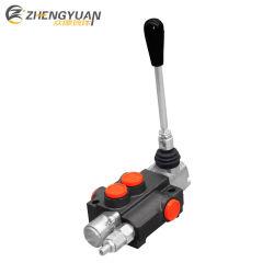 40l/min de la válvula de control direccional hidráulico P40 para maquinaria agrícola