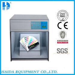 Gabinete de Avaliação automática de cores para teste de tecido / Têxteis