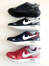 Laufender Sport der populären Männer bereift beiläufige Schuh-Turnschuh-Schuhe (OS1027-4)
