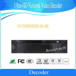 Dahua Ultra-HD Descodificador de Vídeo de Rede (DNV0905DH-4I-4K)