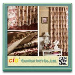 Flocage Tissu Tissu pour rideau de fenêtre