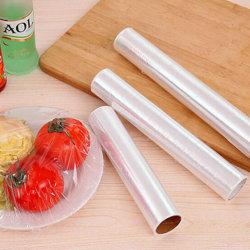 생물 플라스틱 음식 급료 플라스틱 투명한 가구 좋은 뻗기 PE는 포장 음식 필름 달라붙는다