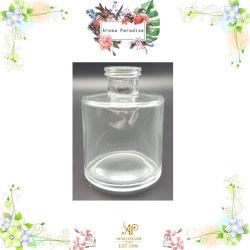 120ml aceite esencial de la transparencia caliente vender/Perfume Galss Jar Jar para la fragancia, Aroma difusor de perfume la botella de cristal